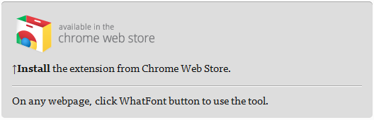 what font tool sur firefox
