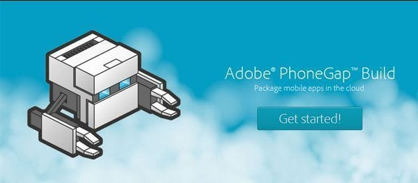 adobe phonegap build