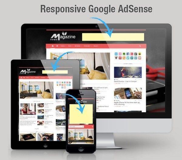 Responsive-Adsense