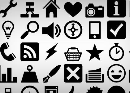 Quoi privilégier : les polices d'icônes ou les fichiers SVG ?