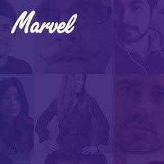 Transformer vos PSD et images en prototype de site avec Marvel