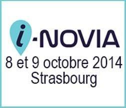 Retour d'i-Novia : Salon des Nouvelles Technologies & Entrepreneurs