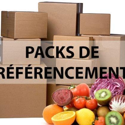 Le référencement en Pack : ces vendeurs de légumes