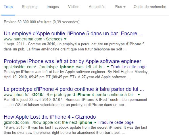 iphoneperdu2010