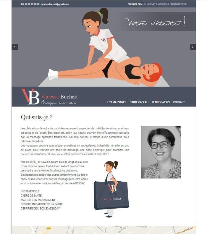 Vanessa Buchert