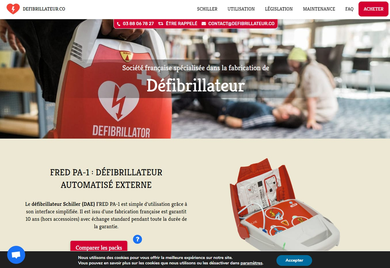 defibrillateur.co